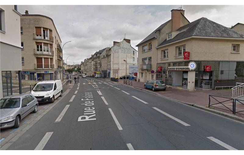 Location local commercial 189.40 m² à CAEN